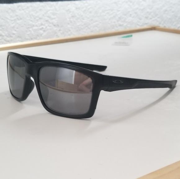 481a69b2c4 Oakley mainlink matte black PRIZM POLARIZED. M 5b3b05347386bc846da430ed.  Other Accessories you may like. Oakley Sunglasses